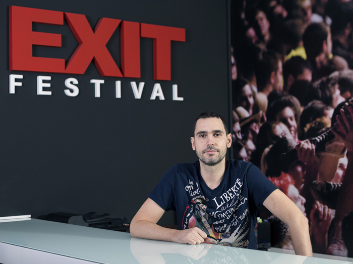 In Conversation with Dusan Kovacevic of EXIT Festival