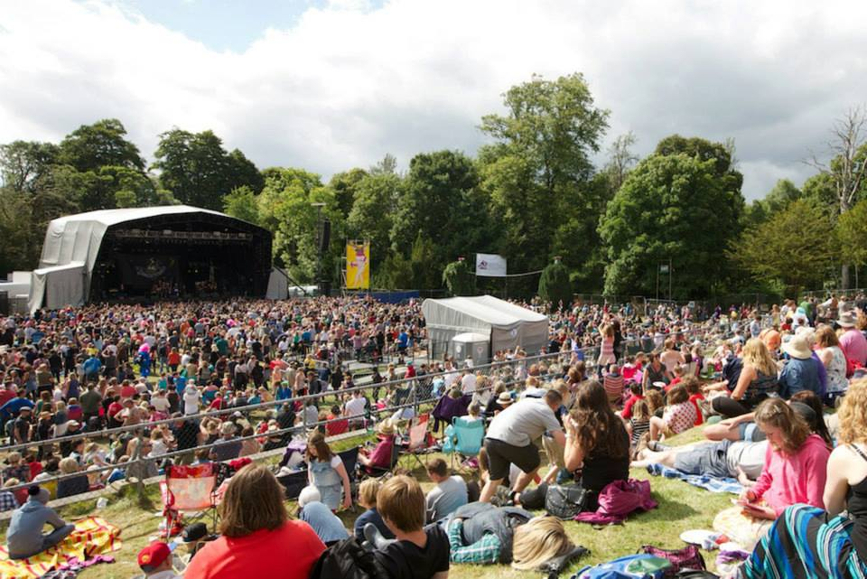 Belladrum Festival. Photo credit: www.paulcampbellphotography.co.uk