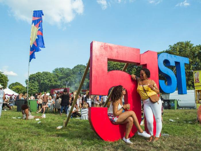 Image result for 51st State Festival london 2018