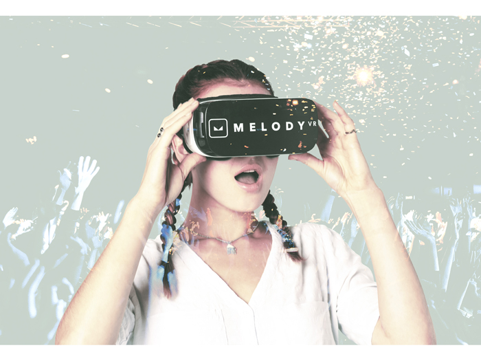 MelodyVR and Universal Music Group to produce virtual